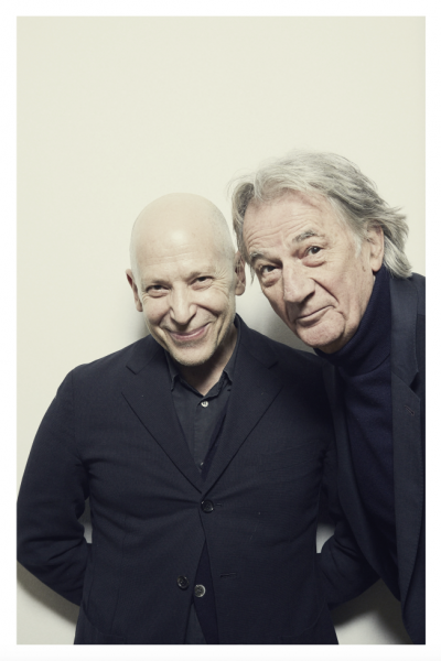 Sir Paul Smith x Adrian Joffe